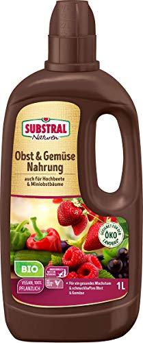 Substral Naturen Bio Obst & Gemüse Nahrung, Organischer Flüssigdünger für...