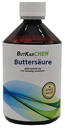 ButKarCHEM 500ml (Varianten 500ml-3500ml) Buttersäure Made BY Karbid 24 sehr...