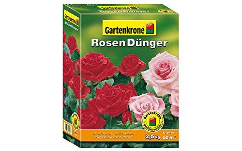 Gartenkrone Rosendünger 2,5 kg