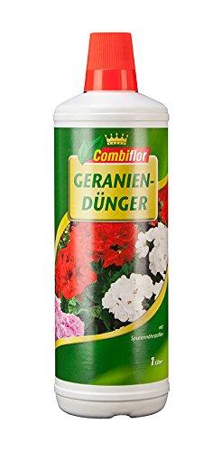 Combiflor Geraniendünger 1l Flüssigdünger