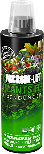 MICROBE-LIFT Plants FE Eisendünger – Aquarium Eisenvolldünger, speziell für...