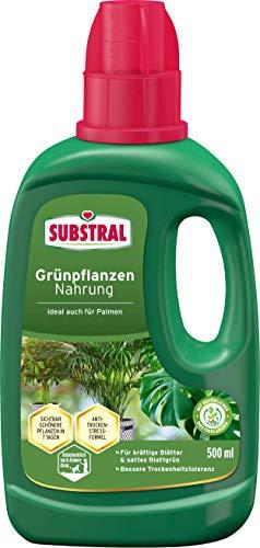 Substral Grünpflanzen Nahrung, Qualitäts-Flüssigdünger für alle...