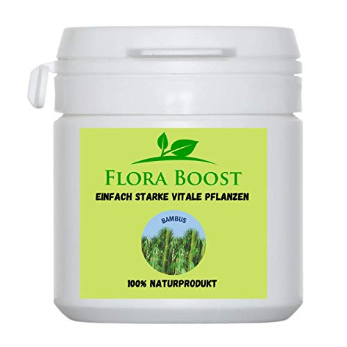 Flora Boost Bambus Dünger Pulver - 100% biologisch - Kräftiges Blattgrün -...