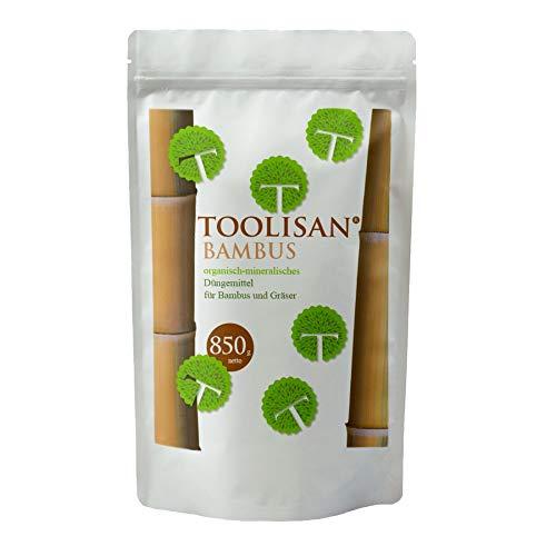 Bambusdünger TOOLISAN mit Langzeitwirkung - 850 Gramm*