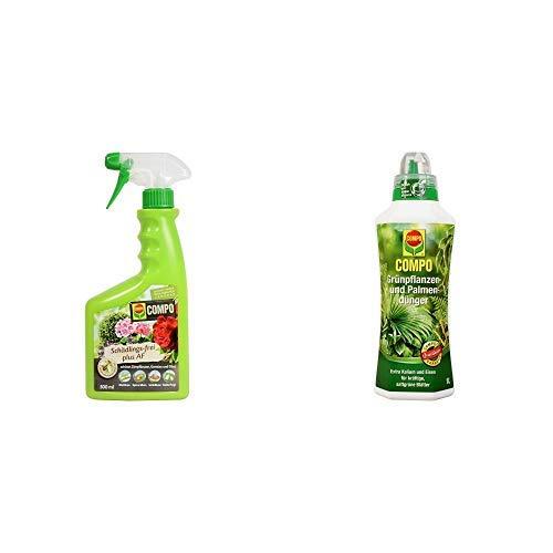 COMPO Schädlings-frei plus AF, Bekämpfung von Schädlingen an Zierpflanzen,...
