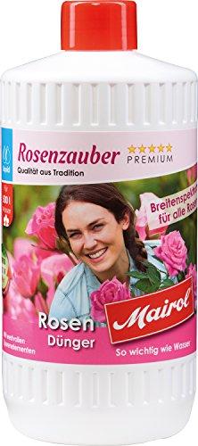 Mairol Rosenzauber Rosen-Dünger Liquid 1.000 ml