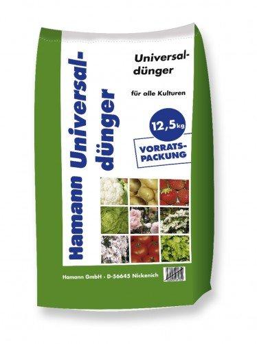 Universaldünger 12,5 kg Sack - organisch-mineralischer Volldünger für...