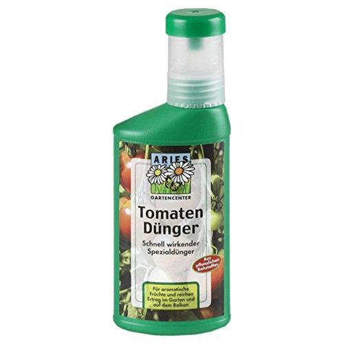 Aries, Tomatendünger, schnell wirkender Spezialdünger aus pflanzlichen...