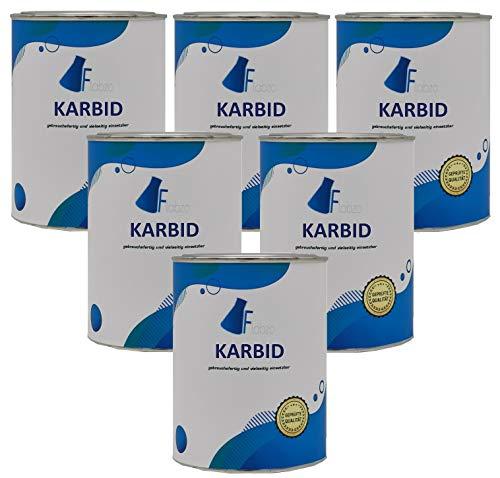 1,5 Kg Karbit (Varianten 0,5Kg-3Kg) (Kabit Kabitt karbitt Karbit Karbid Steine)...