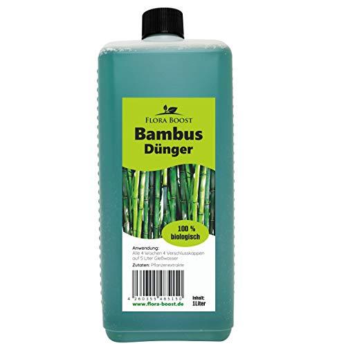 Konfitee Bambusdünger flüssig - Bambus Dünger Flüssigdünger (1000 ml)