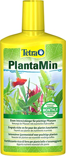 Tetra PlantaMin Universaldünger - flüssiger Eisen-Intensivdünger für...