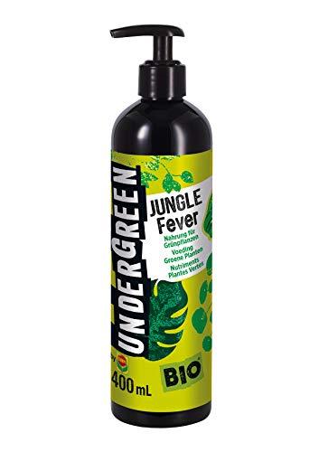 Undergreen Jungle Fever, Nahrung für alle Grünpflanzen im Zimmer oder auf dem...