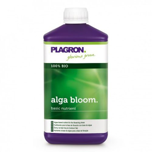 Plagron Alga Bloom Algendünger Blütephase auf Erde (500ml)
