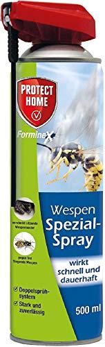 PROTECT HOME FormineX Wespen-Spezialspray für versteckt sitzende Wespennester...