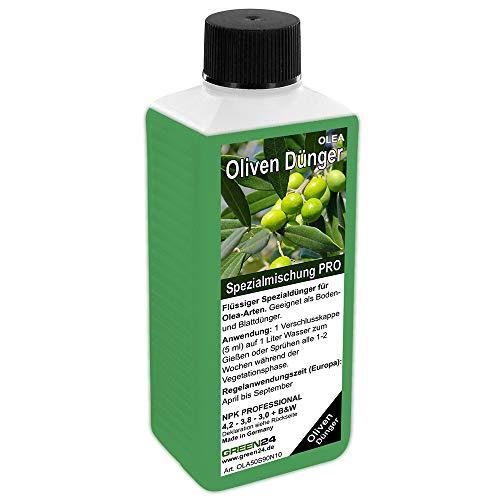 Oliven-Dünger HIGH-TECH Olea NPK, für Pflanzen in Beet und Kübel