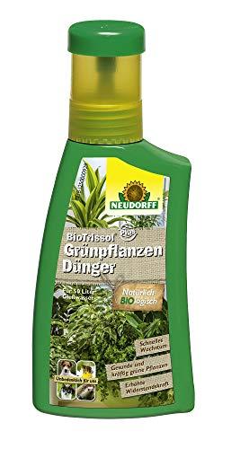 Grünpflanzen Dünger Bio Trissol 250 ml
