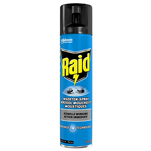 Raid Paral Insektenspray, Mückenspray, Mückenschutz, gegen Fliegen und Mücken...