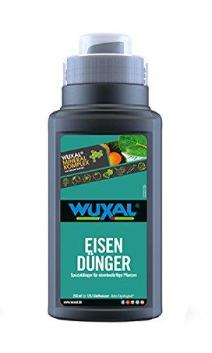 Wuxal Eisendünger flüssig 250ml Black Line