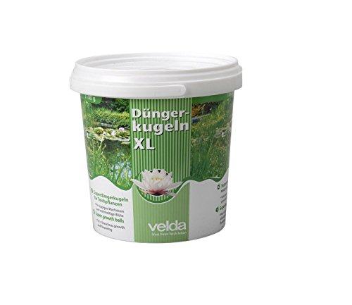 Velda 122256 Super-Düngerkugeln für Wasserpflanzen, 55 Kugeln, Super Growth...