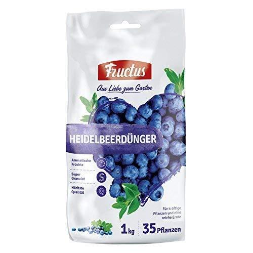Fructus Heidelbeerdünger - 1 kg