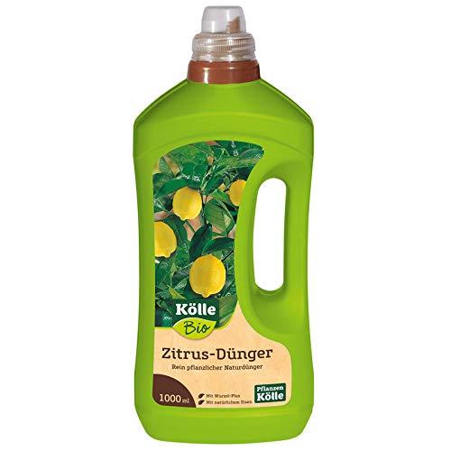 Kölle Bio Bio Zitrus-Dünger 1 l, Flüssigdünger für Zitruspflanzen in...