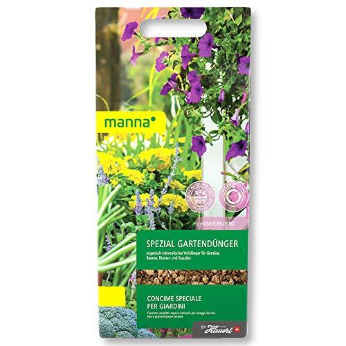 Manna Spezial Gartendünger 5 kg Universaldünger Blumendünger Gemüsedünger