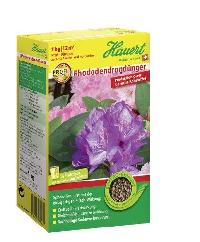 Hauert HBG Dünger 802901 Rhododendrondünger 1 kg Sphero-Granulat