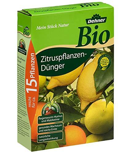 Dehner Bio Zitruspflanzen-Dünger, 1.5 kg, für ca. 15 Pflanzen