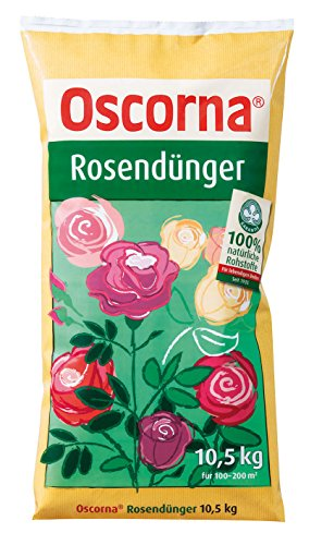Oscorna Rosendünger, 10,5 kg