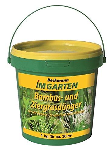 Bambus und Ziergras Dünger Organisch-mineralisch 1 kg