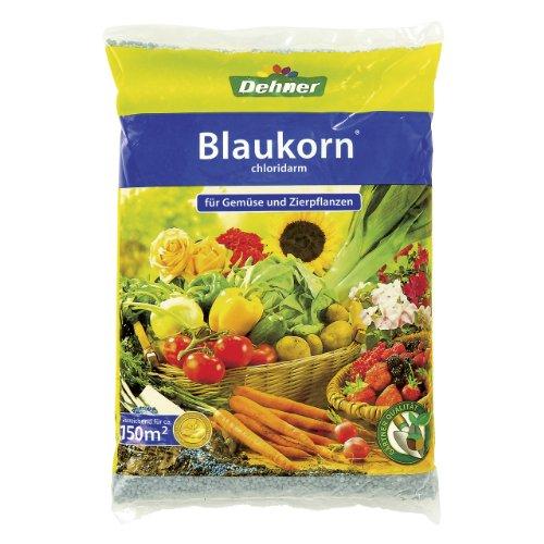 Dehner Blaukorn, chloridarm, 15 kg, für ca. 150 qm