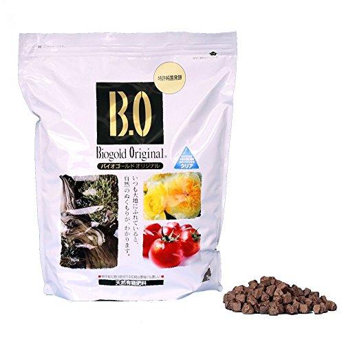 BioGold 200 gr. - Organischer Fester Bonsai-Dünger aus Japan 63101