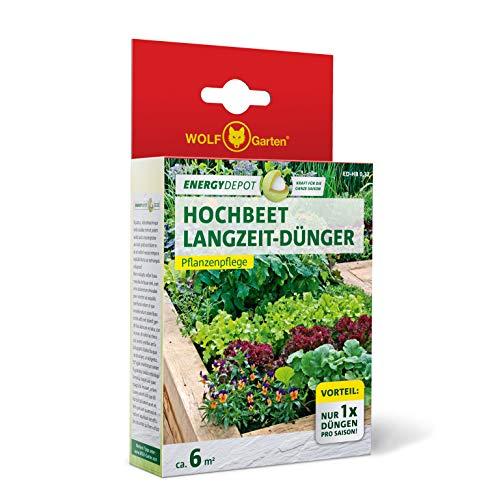 WOLF-Garten - Energy Depot Hochbeet-Langzeitdünger ED-HB 0,32 (für ca. 6...