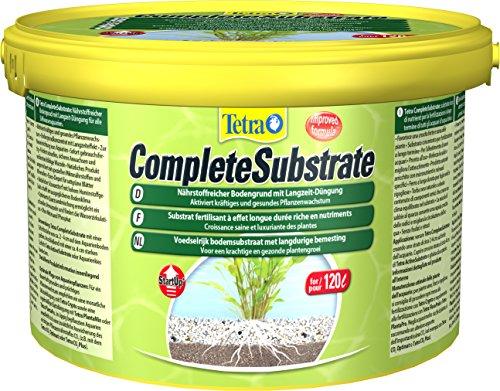 Tetra Complete Substrate - nährstoffreicher Bodengrund mit Langzeit-Dünger...