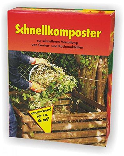 Schnellkomposter 10kg Pack Komposter Kompostierhilfe Kompost Mist 2x 5kg...