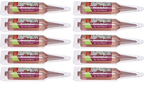 10 x 20 ml (200ml) Bayer Beautykur für Orchideen Spezialdünger...