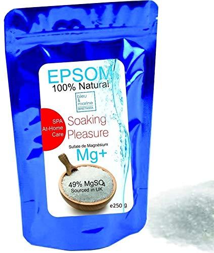 Bittersalz ● Epsom Salz Baden Soaking Pleasure ● Apothekenqualität für...