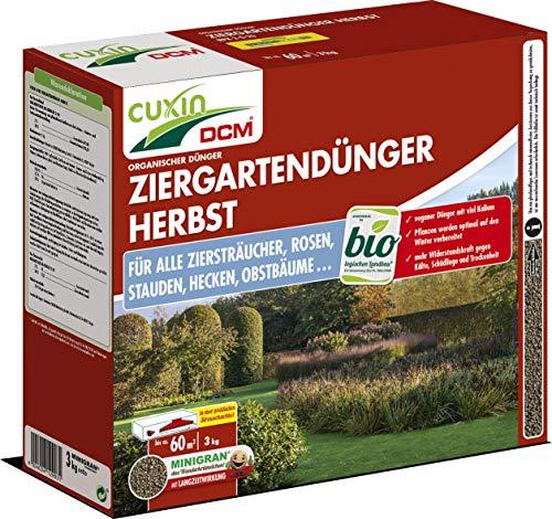 Herbstdünger für den Ziergarten 3 Kg für ca. 60 m²