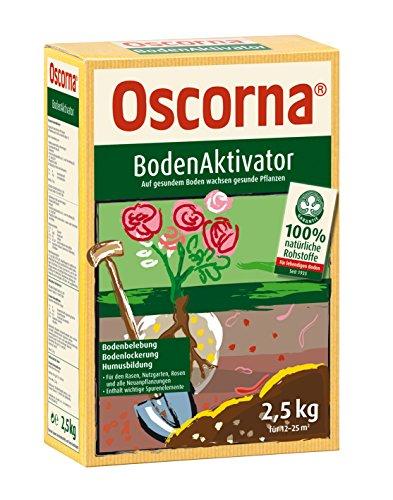 Oscorna Bodenaktivator, 2,5 kg