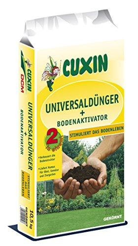 Cuxin Universaldünger mit Bodenaktivator, 10,5 kg