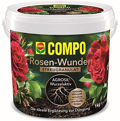 Compo Rosen-Wunder Streugranulat 1 kg