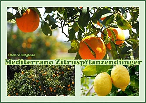 Zitrusdünger, Zitruspflanzendünger, Zitronendünger / Orangendünger10 Kg...