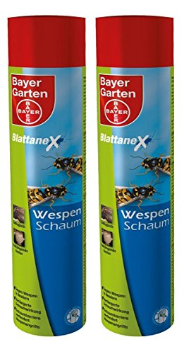 Bayer Wespenschaum Blattanex - 1 Liter