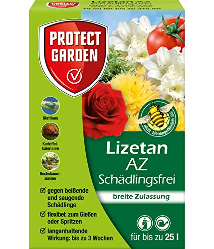 PROTECT GARDEN Lizetan AZ Schädlingsfrei (ehem. Bayer Garten), Konzentrat zur...