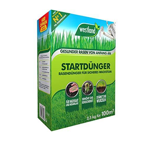 Westland Startdünger 733612, Rasendünger für sicheres Wachstum, Granulat,...