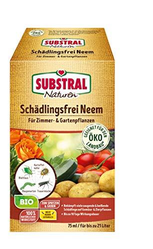 Naturen Bio Schädlingsfrei Neem, Konzentrat gegen saugende und beißende...