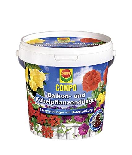 "Balkon- und Kübelpflanzendünger ""COMPO®"" COMPO BALKON-DÜNGER 1,2 KG...."
