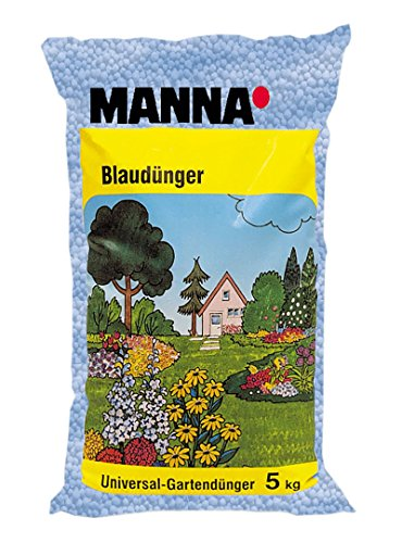Manna Blaudünger 5kg Sack