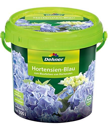 Dehner Hortensien-Blau, Sofortwirkung zur Blaufärbung von Hortensien, 900 g,...