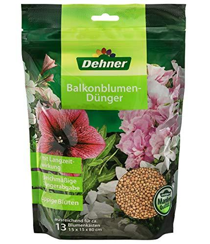 Dehner Balkonblumen-Dünger mit Langzeitwirkung, 1.3 kg, für ca. 13...
